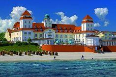 Das Travel Charme Kurhaus Binz