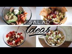 ΙΔΕΕΣ ΓΙΑ ΥΓΙΕΙΝΕΣ ΣΑΛΑΤΕΣ! 🥗 - YouTube Potato Salad, Healthy Eating, Potatoes, Mexican, Cooking, Ethnic Recipes, Food, Youtube, Baking Center