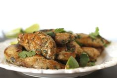 Coconut Thai Chicken... classic Thai flavors without all the calories!