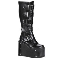 Demonia SHOES & BOOTS : Vegan Boots :