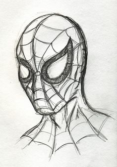 drawing of characters - Google Search Spider Man Dessin, Drawing Cartoon Characters, Marvel Characters, Emoji Characters, Character Drawing, Simple Cartoon, Super Hero Drawing, Super Easy Drawings, Super Hero Art