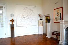 Dauerausstellung von Salvador Dalí auf Schloss Nörvenich