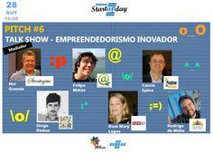 Sebrae Startup Day São Paulo - Talk Show: Empreendedorismo Inovador
