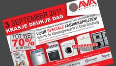Advertentie AVA Electro