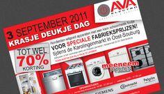 Advertentie AVA Electro