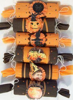 Vintage Inspired Halloween Party Cracker Surprise