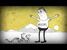 MAN, an animated short film about man's destruction of the earth created by Steve Cutts. Nicely done and creative with a strong message.    Source:  http://stevecutts.wordpress.com/2012/12/27/man/
