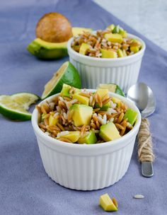Orzo Pilaf with Avocado - Give Recipe