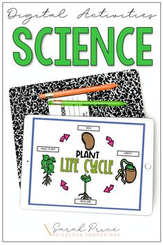Teaching students about plant life cycles couldn't be easier with these Google Slides! Save the pin to learn more! Science Curriculum, Science Resources, Interactive Activities, Science Activities, Vocabulary Sentences, Vocabulary Cards, Fourth Grade Science, Elementary Science, Fact Slides