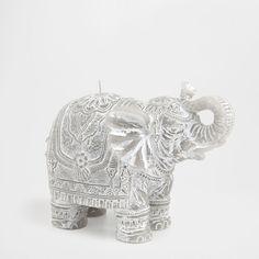 Vela Forma Elefante | ZARA HOME España
