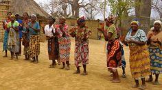 Angola-Ethinic culture