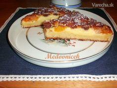 Liaty koláč s mascarpone