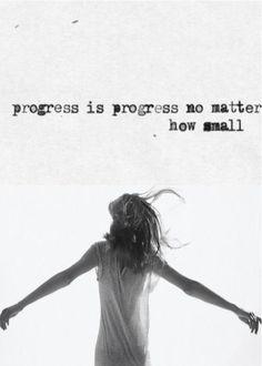 Iedere stap is een stap :-) #ennuaandeslag