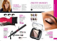 Avon Global Celebrity Makeup Artist, Lauren Andersen, presents her faves. To Buy Avon, visit youravon.com/soverypretty or call (512) 842-7642. To start an Avon business for just $15, visit www.startavon.com and use Reference Code: SOVERYPRETTY
