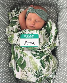 Cute baby name announcement Little Babies, Cute Babies, Cute Baby Names, Birth Announcement Boy, Baby Swaddle Blankets, Our Baby, Baby Baby, Baby Time, Future Baby
