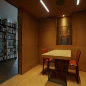 Suberra Cork Wine Room (Cork Walls, Flooring and Table)