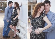 Maternity Shoot by BlissEleven.com. My cousin and his wife!!!