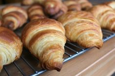Sarah's Vegan Kitchen: Vegan Croissants