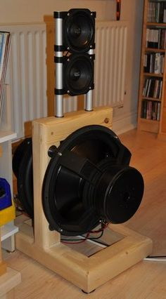 Trans-Fi Audio - OB Speakers - Hi-Fi sight decsribing my experiences over the years & the products I have now developed. Open Baffle Speakers, Pro Audio Speakers, Garage House Plans, Loudspeaker, Cool Things To Make, Bespoke, Guitar, Homemade, Rock
