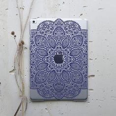 Mandala iPad case iPad Mini Case iPad Pro 9.7 Case by WolfCases