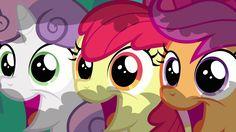 Appleboom, Scootaloo & Sweetie Belle