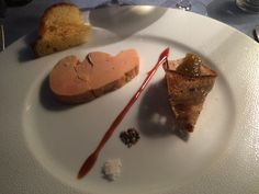 Foie gras, le bon laboureur, chenonceaux