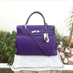 Hermes Ultra Violet Clemence Kelly 35 PHW stamp Q  Condition: excellent, dust bag included  AED 34,900  #bagatellehermes #kelly #ostrich #exotic #rare #birkinlover #hermeslover #kelly32 #musthave #ramadan #birkin35 #preloved #ostrichbags #authentic #mydubai #bagatelleboutique #دبي#هيرمس#كيللي#أصلي Folow @fashionbookface   Folow @salevenue   Folow @iphonealiexpress   ________________________________  @channingtatum @voguemagazine @shawnmendes @laudyacynthiabella @elliegoulding @britneyspears…