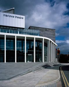 Keith Williams Architects · The Marlowe Theatre