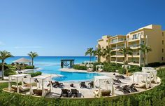 Now Jade Riviera Cancun All Suites Resort - All Inclusive
