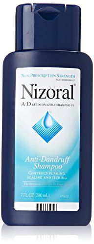 Nizoral AntiDandruff Shampoo, 7-Ounce Bottles ** Check this awesome image @ http://www.cjbless.com/beauty/nizoral-antidandruff-shampoo-7-ounce-bottles/?uv=150716120246