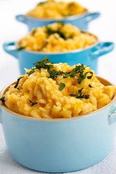 Perfectly Cheesy-Leeky Risotto. Creamy, oozy and just the right amount of comfort for a cold day.