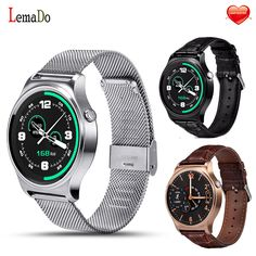 Lemado GW01 Bluetooth Smartwatch Smart watch with Heart rate monitor Remote Camera wristwatch for apple huawei IOS Andriod OS //Price: $83.99 & FREE Shipping //     #roadcycling #sportsunglassmurah #sportsunglassjohor