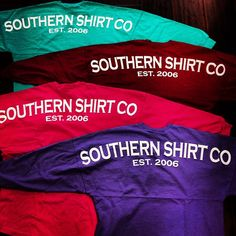 Southern Shirt Co. Retailer: Heritage Outfitters in Kennesaw, GA