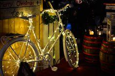 https://flic.kr/p/DW5NT4 | Bicycle Light | Budapest, Hungary