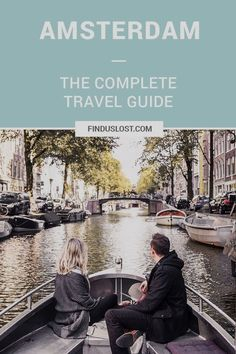 Amsterdam travel guide.
