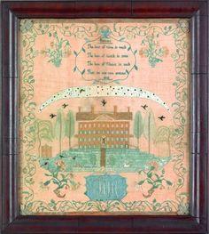 470: Monumental Burlington County, New Jersey Quaker : Lot 470