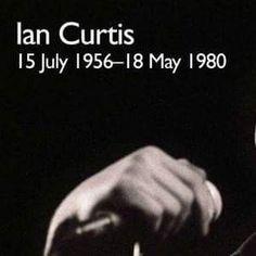 Ian Curtis, Joy Division, Cool Bands, Numbers, Lettering, Words, Illustration, Life, Legends
