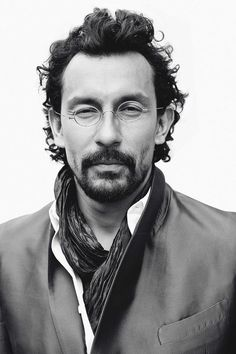 "Haider Ackermann ""When you're chasing a dream,nothing ever seems difficult."" Haider Ackermann:"