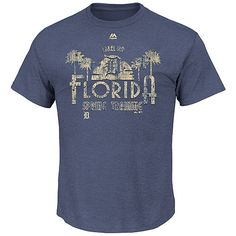 Detroit Tigers 2014 Spring Training Infield Fly T-Shirt - MLB.com Shop