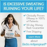 Excessive sweating known as Hyperhidrosis.: Hyperhidrosis is there a cure