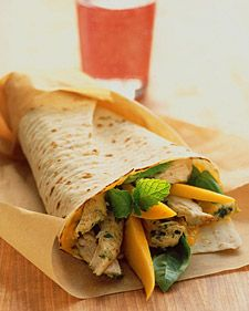 Marthastewart recipe via laurenconrad.com ... So healthy going to make it for lunch next week!