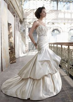 Lazaro Wedding Dresses Spring 2012 | Wedding Inspirasi