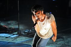 Donal Glover know by his stage name Childish Gambino performs during an official ACL (Austin City Limits) Festival Late Night Show at ACL Live at Moody Theater  / Photo © Manuel Nauta