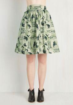 Skele-skirt