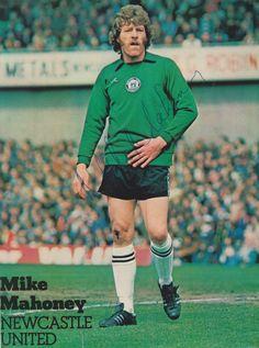 Mike Mahoney Newcastle United 1978