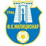 FK MILICIONAL BEOGRAD - BEOGRAD serbia