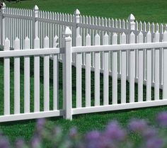 Fencing for around the back yard..