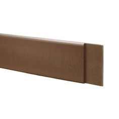 Poly Board 1″ x 6″.  Visit http://www.valleyviewind.com/consumers/poly-board-landscape-edging/poly-board-1-x-6/ for more information.