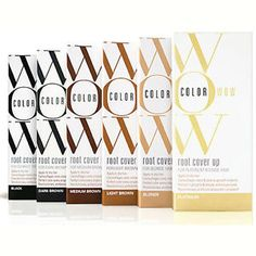 color wow shades 6 available  Hair Root Cover Up!