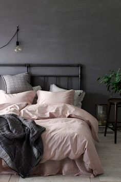 Teen Girl Bedrooms - Affordable and cool design tactic and examples. For additional enjoyable teenage girl room decor info why not press the link to read the post idea 2699768193 now. Pastel Bedroom, Gold Bedroom, Bedroom Colors, Bedroom Decor, Bedroom Ideas, Bedroom Designs, Bedroom Scene, Bedroom Black, Trendy Bedroom
